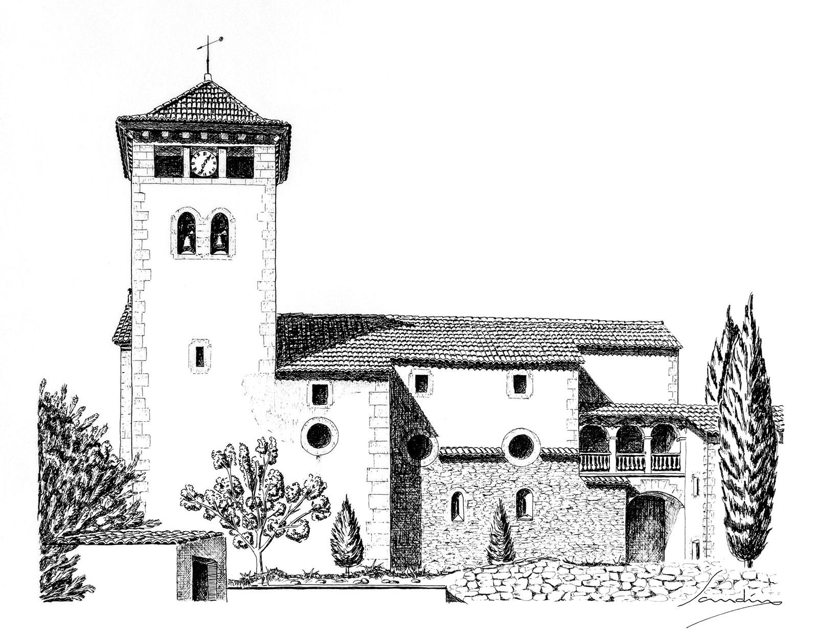 Iglesia-de-lametlla