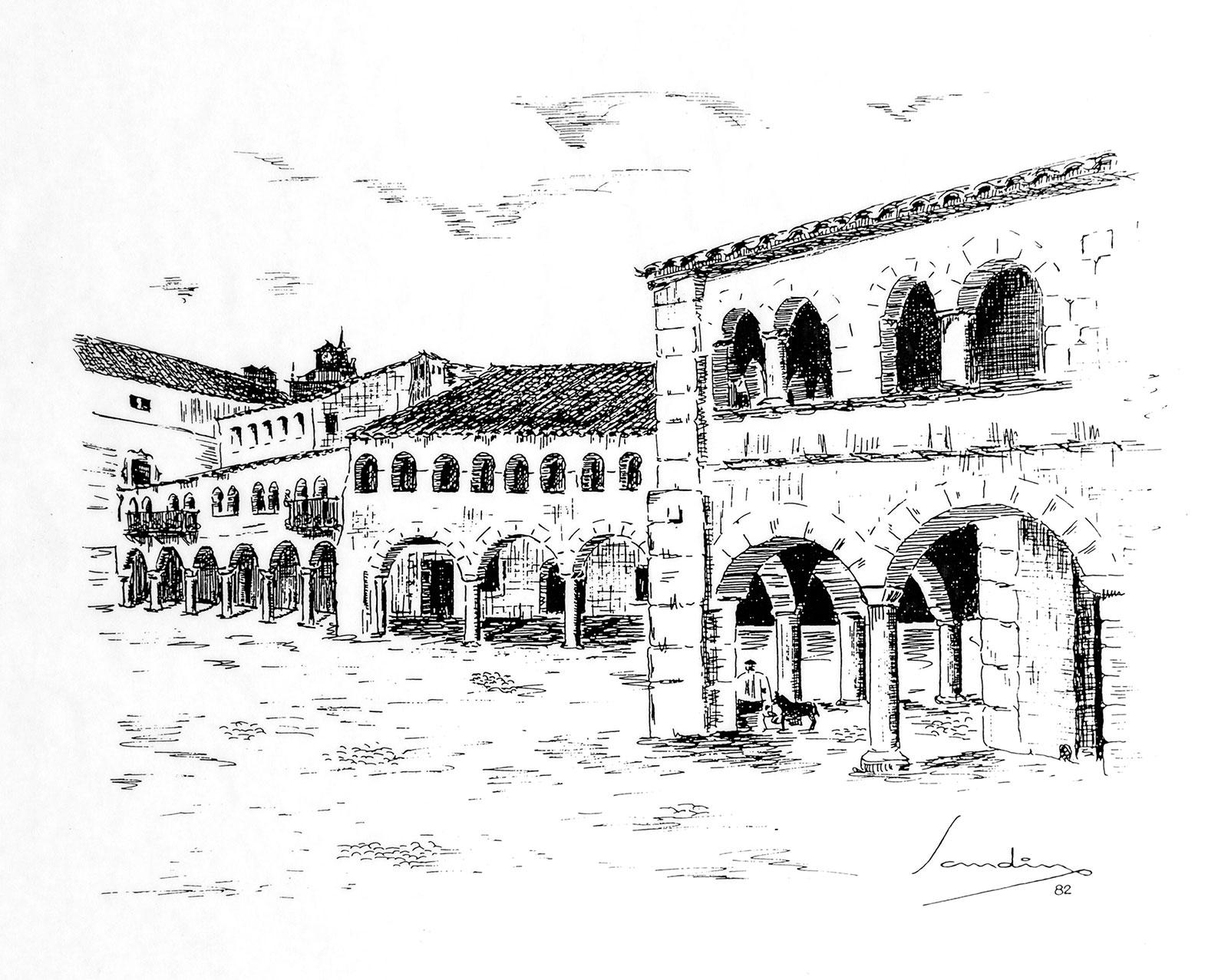 Plaza-de-Garroillas